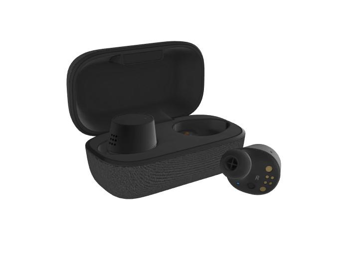 Vorschaubild eines 3d und Augmented Reality Modells von In-Ear Kopfhörern